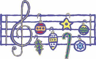 Frohe Weihnachten und Prosit Neujahr!